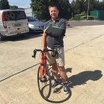 Gary Cycles to Paris for Charity – Breaking News