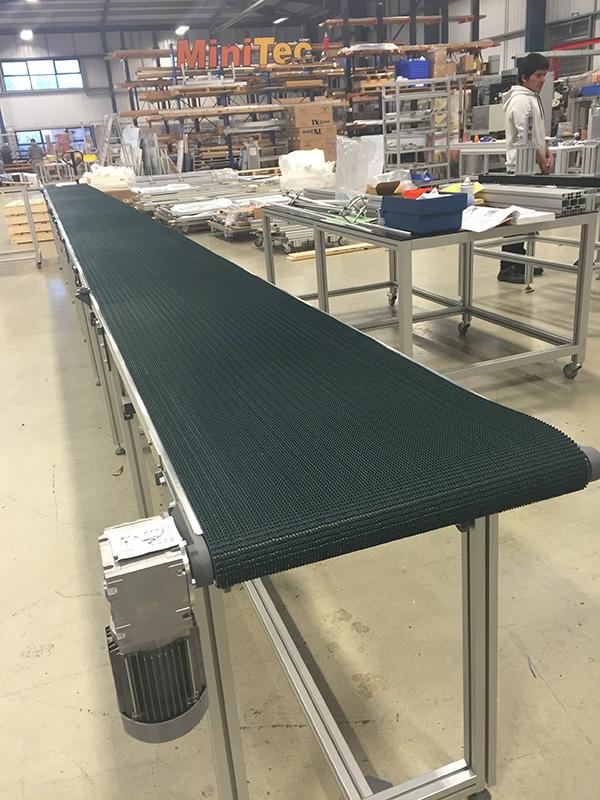 custom conveyor system