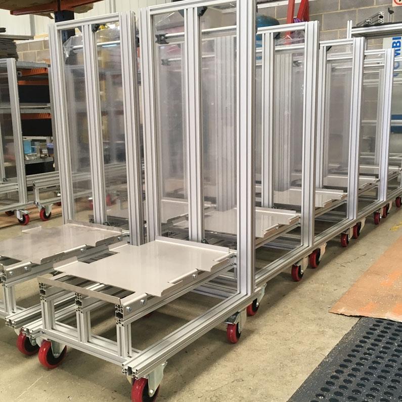 Trolleys for Operational Efficiency