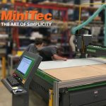 A New CNC Router Increases Efficiency at MiniTec