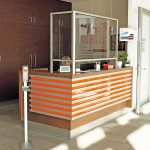 Hygienic Desk Protective Screens