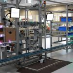 MiniTec designs new concept of assembly line for one piece flow manufacturing